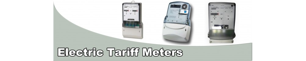 Electric Tariff Meters